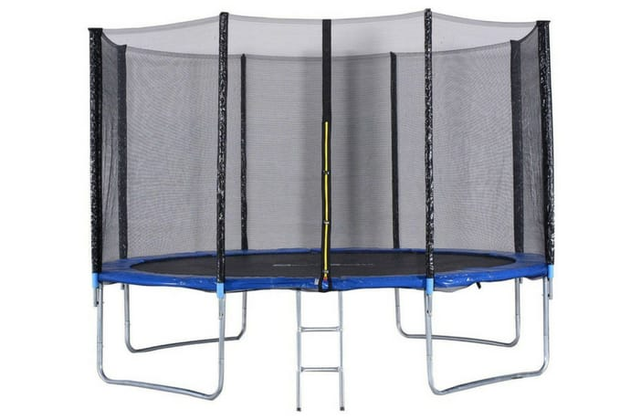 Giantex Trampoline Combo Bounce Jump Review