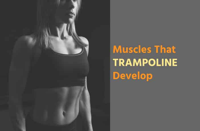 What Muscles Does Trampolining Work?