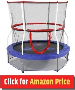 Skywalker 60 - Mini Trampoline for Kids - The Jump Central
